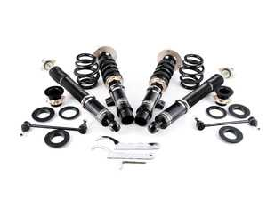 ES#3639818 - I-14E-BR - BR Series Coilover Suspension Kit - Extreme Low - Featuring 30 levels of adjustment and performance spring rates and valving that makes the BR Series perfect for both daily drivers and track warriors! - BC Racing - BMW