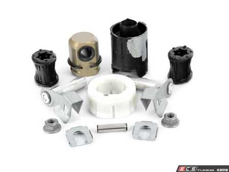 ES#3509815 - 25117507695KT9 - Shifter Rebuild Kit - Everything you need to rebuild your shifter assembly - Assembled By ECS - BMW