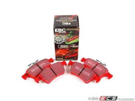 ES#520467 - DP31749C - EBC Redstuff Ceramic Pad - Saab - Rear - EBC -