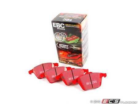 ES#520378 - DP31574C - EBC Redstuff Ceramic Pad - Volvo - Front - EBC -