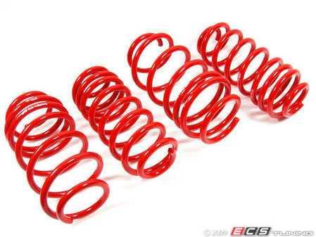 "ES#248216 - FKVW062 - FK Hightec Sport Springs - Average lowering front: 1.5"" rear: 1.5"" - FK - Volkswagen"