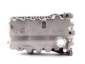 ES#2226125 - 06F103601M - Oil Pan  - Perfect replacement for those with cracked oil pans, or stripped out drain plugs - OE Aftermarket - Audi Volkswagen