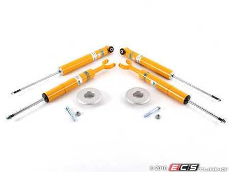 ES#264181 - B5LVBShd - Shocks & Struts Set - Heavy Duty - Sedan models only, complete set of 4 shocks - Bilstein - Volkswagen