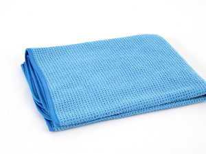 ES#2221211 - dimww36x24 - Microfiber Waffle Weave Drying Towel - (NO LONGER AVAILABLE) - Softer than cotton. Thirstier than a chamois. - ECS -
