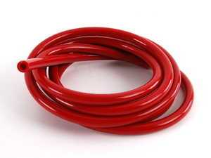 ES#1928269 - vc06r - Silicone Vacuum Hose - Red - 9 Feet - High quality heat resistant tubing that lasts! 6mm - Forge - Audi BMW Volkswagen MINI