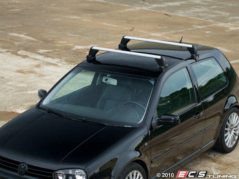 Beautiful ... ES#2075201   1J0071126A   Roof Rack Base Bars   OEM Base Carrier Bars  ...