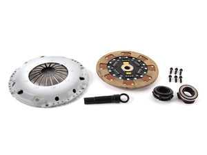 ES#5863 - 17-036-HDTZkt - Stage 3 Clutch Kit - Without Flywheel - Replacement clutch for all ECS Stage 3 kits, designed to work with flywheel for VR6 clutch. - Clutch Masters - Audi Volkswagen