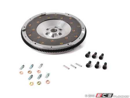 ES#711 - 112181 KIT - Lightweight Aluminum Flywheel (13 Lbs) - Includes securing hardware - Fidanza - Audi Volkswagen