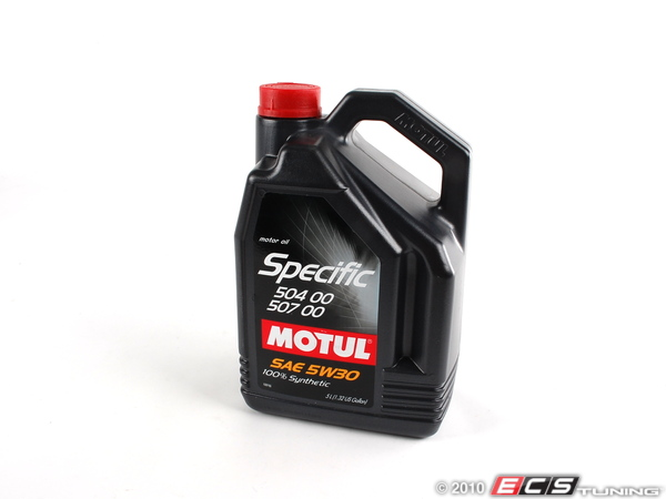 Specific 504.00 / 507.00 Engine Oil (5w-30