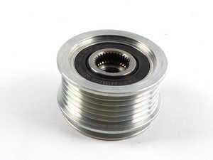 ES#280117 - 06B903119D - Alternator Pulley - Does not include securing hardware - Genuine Volkswagen Audi - Audi
