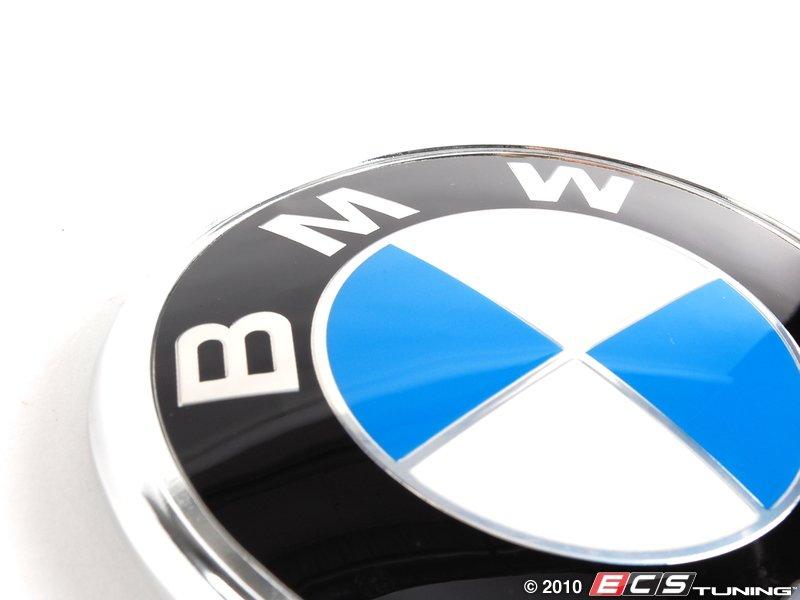 Original Equipment Supplier 51141872329 Bmw Emblem