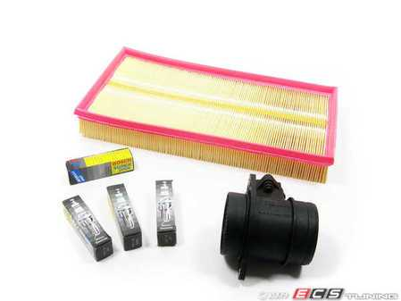 ES#248466 - 1j0090010 - Fuel Efficiency Kit - Stage 1 - Includes MAF, Bosch spark plugs, and air filter - Assembled By ECS -