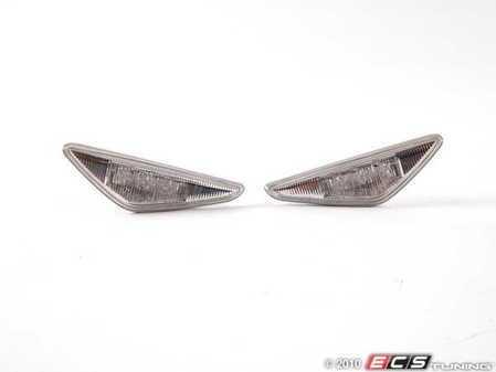 ES#251984 - 63136920731/732 - Clear Fender Side Marker Set - Direct replacement - Genuine BMW - BMW