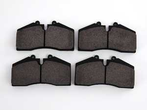 ES#258681 - HB141F.650 - Hawk HPS Brake Pad Set - High performance street brake pad set - Hawk - Audi Porsche