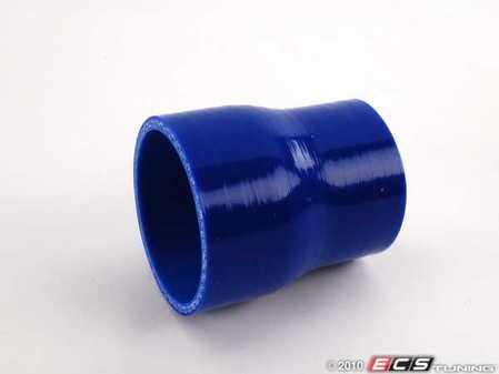 ES#2093798 - SR6050-BLU - Samco Silicone Hose Reducer - Blue - 50mm to 60mm ID - Samco - Audi BMW Volkswagen Mercedes Benz Porsche