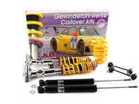 ES#2091974 - 10220012 - KW V1 Series Coilover Kit - Variant 1 coilovers offer the best balance between sporty driving and comfort - KW Suspension -