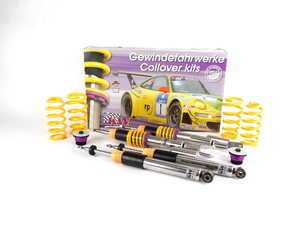 ES#2092339 - 35210051 - KW V3 Series Coilover Kit - The ultimate in coilover technology featuring double adjustable dampening - KW Suspension -