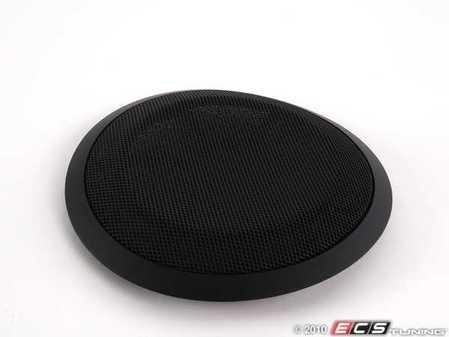 ES#98627 - 51416975504 - Black Door Speaker Cover - Right - Replace your broken speaker cover - Genuine BMW - BMW