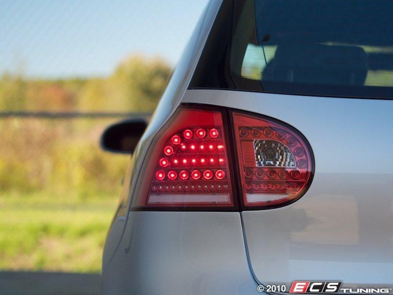 Ecs News Vw Mkv Gti Jom European Tail Lights