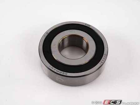 ES#42273 - 23111228320 - Input Shaft Bearing - 30x72x20mm grooved ball bearing - Genuine BMW - BMW