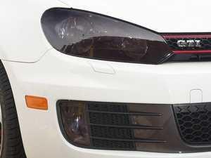 ES#1896817 - VW026-GS - Headlight Protective Film - Gun Smoke (12%) - Protect those expensive headlights from road debris - Lamin-X - Volkswagen