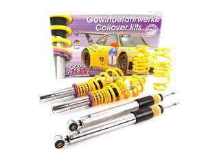 ES#2092354 - 35210075 - KW V3 Series Coilover Kit - The ultimate in coilover technology featuring double adjustable dampening - KW Suspension - Audi
