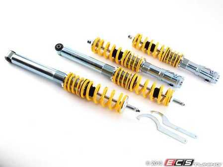 ES#250777 - SMVW8001KT-2 - Street-Line Coilover Kit - Fixed Damping - Adjustment from 55-85mm. - FK - Volkswagen