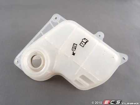ES#2594857 - 8D0121403L - Coolant Expansion Tank - Clean up your engine bay or replaced your cracked unit with a new coolant expansion tank - Febi - Audi Volkswagen