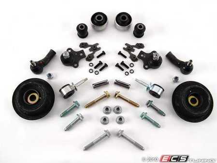 ES#1928312 - 191498010 - ECS Tuning Suspension Refresh Kit - Stage 1 - A basic refresh for your MK2 front suspension - Assembled By ECS - Volkswagen