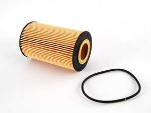 ES#1602357 - 0001803009 - Engine Oil Filter - Priced Each - Includes needed o-ring for installation - Genuine Mercedes Benz - Mercedes Benz