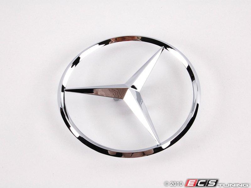 Genuine Mercedes Benz 2117580058 Mercedes Benz Emblem