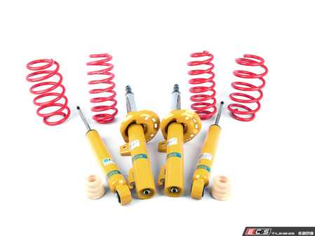 """ES#2983842 - 46-188069 - B12 Sportline Cup Kit - Perfect combination of handling and ride quality. Average lowering of 1.2""""F 1.2""""R - Bilstein - Volkswagen"""