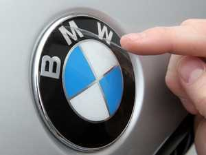 ES#2081125 - BMWRDL - Clear Roundel Protection Set - 80mm - Protect those roundels from road debris - Lamin-X - BMW