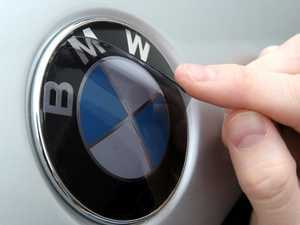 ES#2081126 - BMWRDL-T - Tinted Roundel Protection Set - 80mm - Provides a custom look and protection at the same time - Lamin-X - BMW
