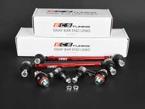 ES#3604735 - 015134ECS01-01KT - Adjustable Front & Rear Sway Bar End Link Kit - A must have for lowered suspensions or as a heavy duty OE-replacements - ECS - Audi Volkswagen