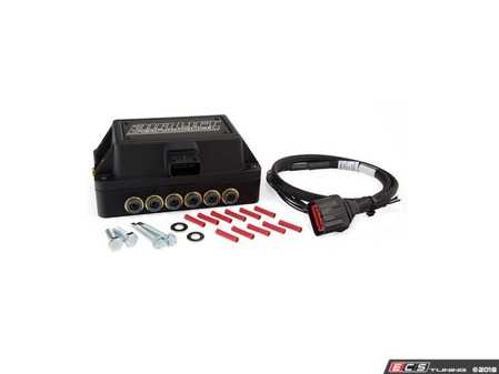 """ES#3619747 - 27709 - 3S Air Management System - Switch Box Compatible  - Air Lift Performance 3S Manifold For Use With Switch Box (controller sold separately), 1/4"""" PTC Fittings, no tank, no compressor - Air Lift - Audi BMW Volkswagen MINI"""