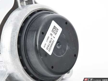 ES#2225305 - 22116785716 - Engine Mount - Right - Replace your worn engine mount - Genuine BMW - BMW