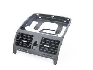 ES#1897176 - 1k0898102 - Black Dash Kit - 2-piece kit to give a little flair to your MKV dash - Genuine Volkswagen Audi - Volkswagen