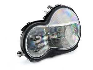 ES#2587021 - 2038200961 - Halogen Headlamp Assembly - Left Side - Automotive Lighting - Mercedes Benz