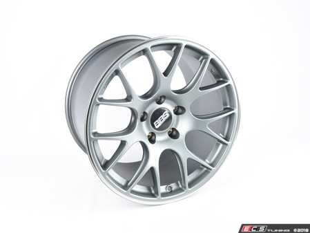 "ES#3136222 - CH112TIPO - 19"" x 12"" CH-R - Titanium/Polished Stainless Steel - 19x12.0, ET45, 5x130, 71.6CB - Priced Each - BBS - Porsche"