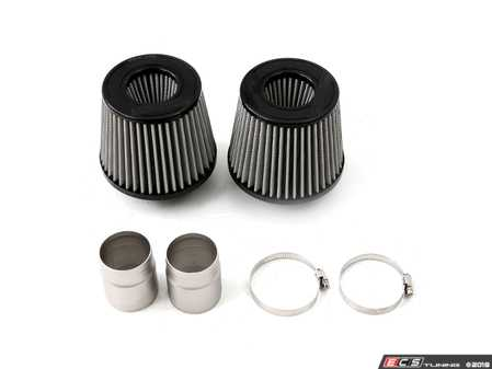 ES#3620007 - BMAD0000T - Dual Cone BMW N54 Intake System - Improved response and killer good looks all from one great intake. - cp-e - BMW