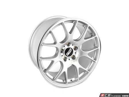 "ES#3515054 - chspo19sKT - 19"" CH-R Wheels - Staggered Set Of Four - 19""x8.5"" ET32 / 19""x9.5"" ET35 5x120 - Brilliant Silver/Polished Stainless Steel - BBS - BMW"
