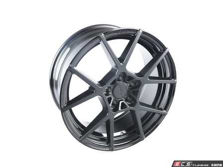 "ES#3619935 - R139198543+35sd - 19"" KPS Wheel - Priced Each - *Scratch And Dent* - *Please see description prior to ordering* 19x8.5 KPS 5x112 ET35 66.56CB - Matte Black - Rotiform - Audi"