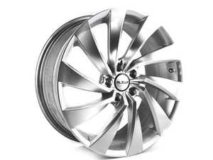 "ES#3619994 - 679-3sd1 - 19"" Style 679 Wheel -Priced Each - *Scratch And Dent* - *Please see description prior to ordering.* 19x8.0, ET45, 5x112, 57.1CB - Hyper Silver - Alzor - Audi Volkswagen"