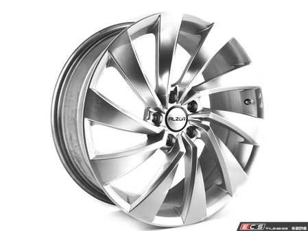 """ES#3619994 - 679-3sd1 - 19"""" Style 679 Wheel -Priced Each - *Scratch And Dent* - *Please see description prior to ordering.* 19x8.0, ET45, 5x112, 57.1CB - Hyper Silver - Alzor - Audi Volkswagen"""
