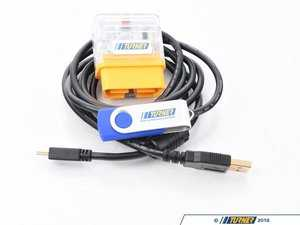 ES#4001051 - TN63TU-REMOTEPKG - Turner Motorsport Performance Software - High performance 550i/650i street tune without compromise - featuring the Turner Flash DIY tool for easily tuning your BMW in your driveway or garage. Massive max gains of 82hp/86ft-lbs! - Turner Motorsport - BMW