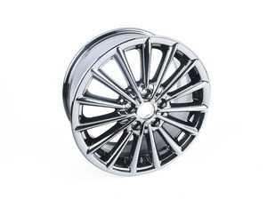 "ES#2683959 - 36116859620 - 505 MINI Multi Spoke Wheel 17"" (5x112) Liquid Black - Priced Each - 7JX17 ET:54 - Genuine MINI - MINI"