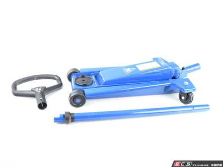 ES#3610337 - TOL-DK20 - Low Profile Floor Jack - 4400lb Capacity - Potentially the highest quality Hydraulic Jack on the market! - AC Hydraulic - Audi BMW Volkswagen Mercedes Benz MINI Porsche