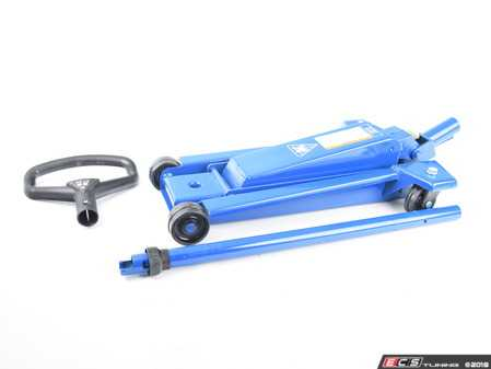 ES#3616061 - TOL-DK20Q - Low Profile Floor Jack With QuickLift Pedal - 4400lb Capacity - Potentially the highest quality Hydraulic Jack on the market! - AC Hydraulic - Audi BMW Volkswagen Mercedes Benz MINI Porsche