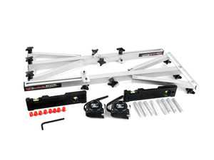 "ES#3619055 - 90296 - The New Quick Trick Xtreme Wheel Alignment System - QuickTrick Xtreme 17-22"" Wheel Alignment Kit (50 Series Tires and Under) - Quick Trick - Audi BMW Volkswagen Mercedes Benz MINI Porsche"